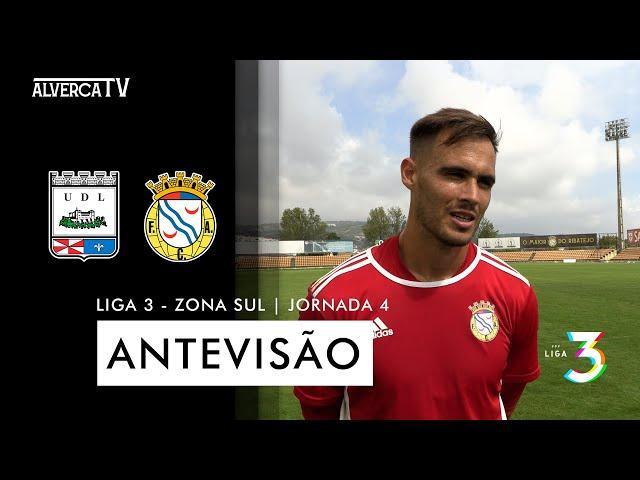 UD Leiria x FC Alverca   Antevisão