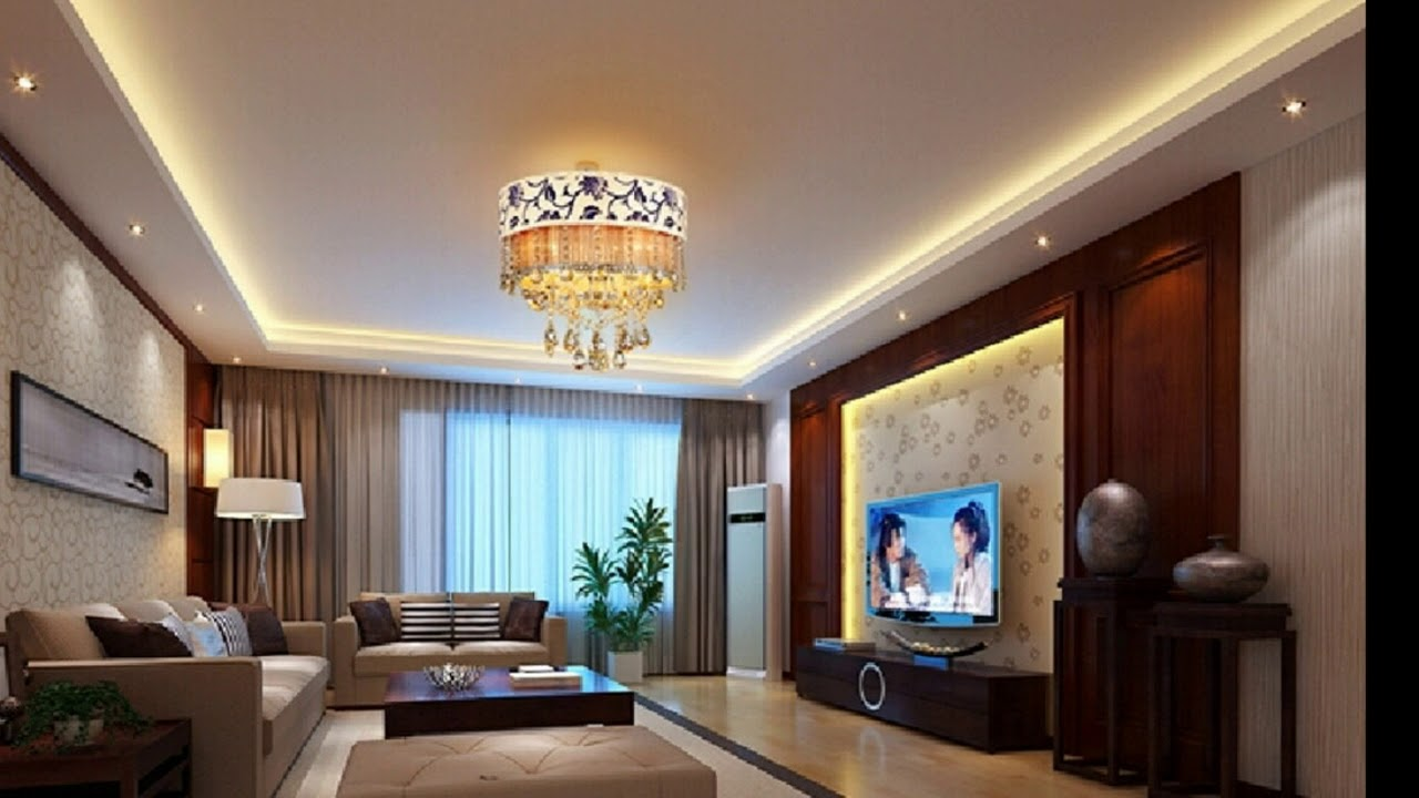 40 Awesome Living Room Roof Lighting Youtube