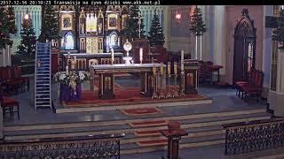 Adwentowe czuwanie młodzieży naszej parafii 16 12 2017