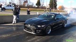 Fastest 2015 Ford Mustang IN THE WORLD - Bama Performance World Record