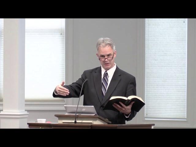 3AC Pastor Michael Pelletier - Through the fire