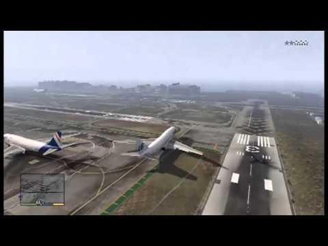 GTA 5 FlyUS Plane Adventure!