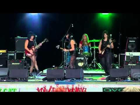 All Girl Rock Band