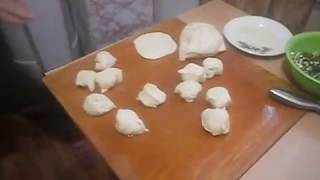 Тесто для пирожков на майонезе