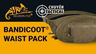 [Vietsub] Túi Bao Tử Helikon-Tex Bandicoot Waist Pack - Chuyentactical.com