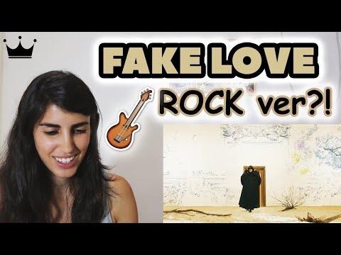 BTS - FAKE LOVE Extended Ver. | Rock Stars! | Reaction