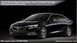 2018 Buick Regal Sportback near Colorado Springs