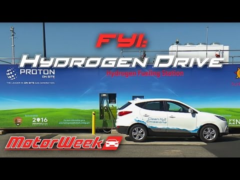 FYI: Hydrogen Drive - Experiencing Hydrogen-Electric Vehicles Firsthand