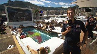 Monaco Grand Prix: Tour of Red Bull's Energy Station(, 2015-05-24T19:21:32.000Z)