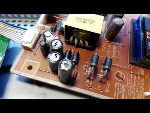 ремонт монитора Samsung SyncMaster 940BW