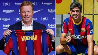 Despite the doubts over future of lionel messi, ronald koeman still has a job todo at barcelona. since being appointed, he's expressed his desire to shak...