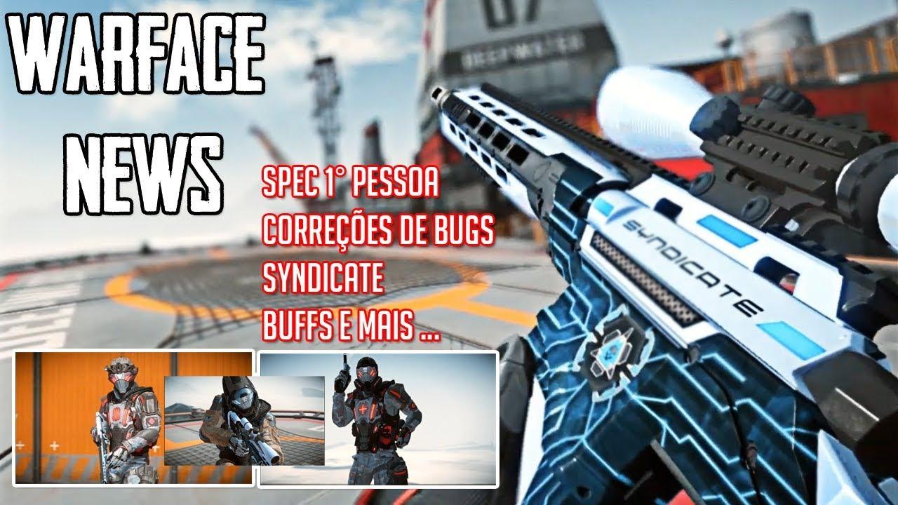 Eles Warface oyunu geçmek için yardım edecek