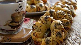 Булочки Фериде  Восточные булочки с корицей