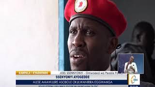 Ssenyonyi , Omwogezi Wa People Power Ayogedde thumbnail