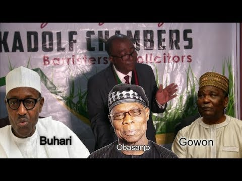 This Evidence Against Gowon, Buhari & Obasanjo Will Breakup Nigeria.