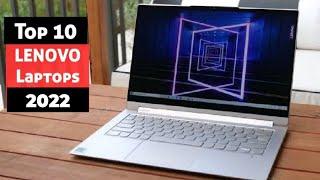 Top 10 LENOVO Laptops 2021