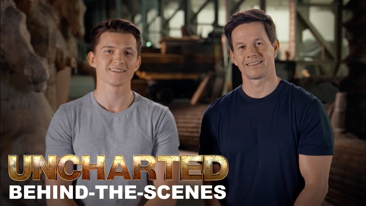 UNCHARTED - Behind-The-Scenes (HD)