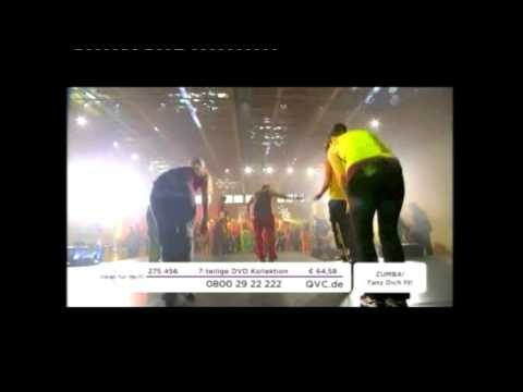 Michael Le – Zumba LIVE TV Party in Germany Part 1