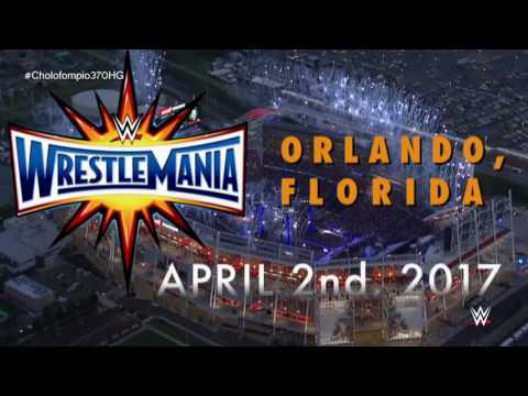 WWE WrestleMania 33 Official Theme Song l