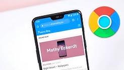 How to Modernize Google Chrome - Material Redesign