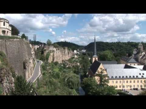 City of Luxembourg - Luxembourg HD Travel Channel