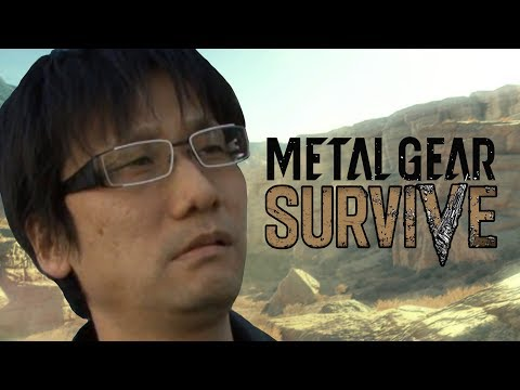 [Metal Gear Survive] It's actually kinda fun?