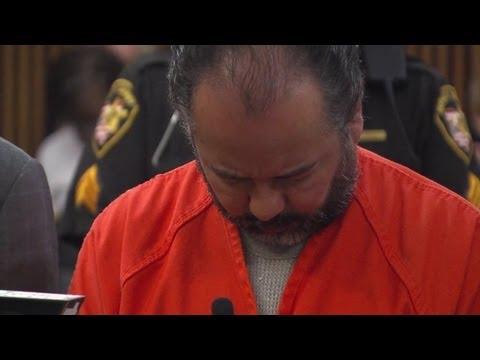 RAW: Ariel Castro arraigned on 329 counts