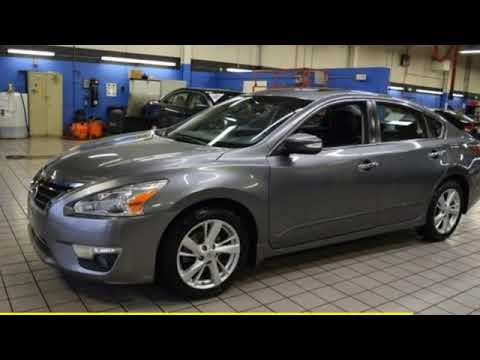 Used 2015 Nissan Altima Capitol Heights, MD #V1648 - SOLD