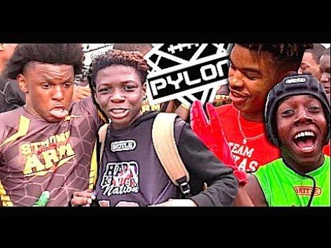 🌴🔥 Talent Level Off The Charts !!! Pylon 7v7 Regionals   Orlando (FL) Day 1 Top Plays 2018