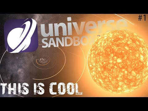 SPACE IS COOL | Universe Sandbox 2 #1