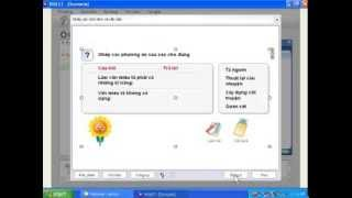 Hướng dẫn sử dụng phần mềm VIOLET - BÀI 13: TẠO BÀI TẬP TRẮC NGHIỆM