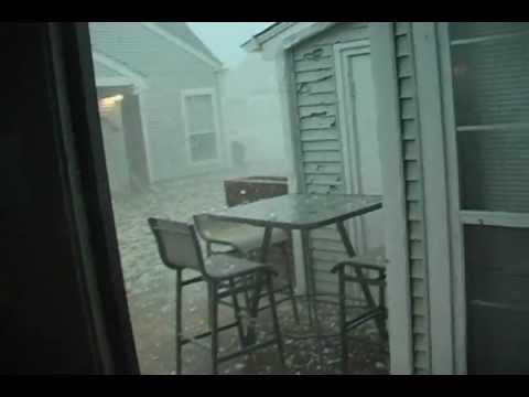 Oklahoma City Hail Storm (Hailageddon) 2010