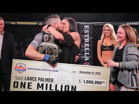 Lance Palmer: Road To The PFL Playoffs | Professional Fighters League 2019