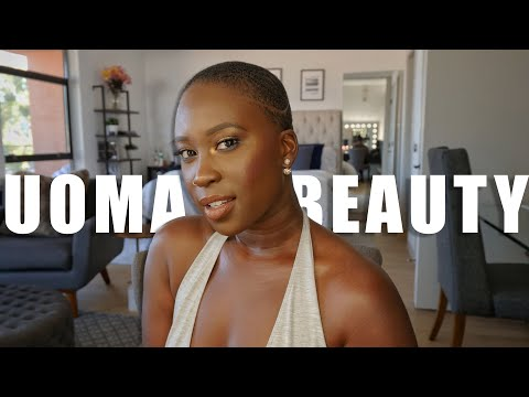 UOMA Beauty First Impressions | Theycallme_Mo