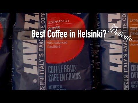 Best Coffee in Helsinki? Check out Gran Delicato!