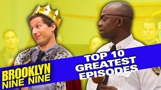 The 10 GREATEST Episodes | Brooklyn Nine-Nine
