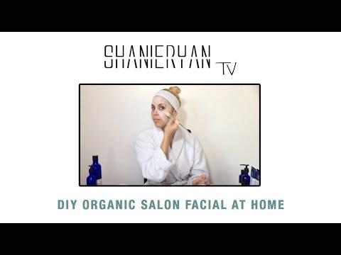 DIY Organic Salon Facial at Home by The Beauty Expert