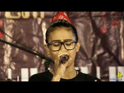 Jamming INDRA Q Feat OUTRO - Anyer 10 Maret  - SLANK (Cover)