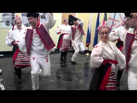 Slovakia Embassy Open House Dance