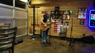 Open Mic Cover - Watching The Wheels