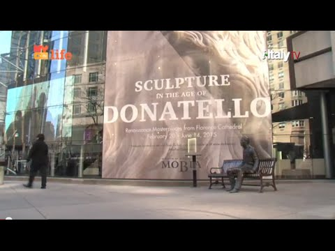 MOBIA - Sculpture in the Age of Donatello. Renaissance Masterpieces from Florence