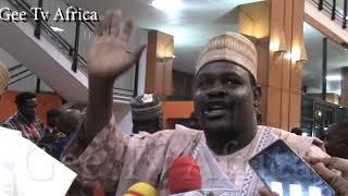 Why Lawmakers booed President Muhammadu Buhari......Hon. Gudaji Kazaure