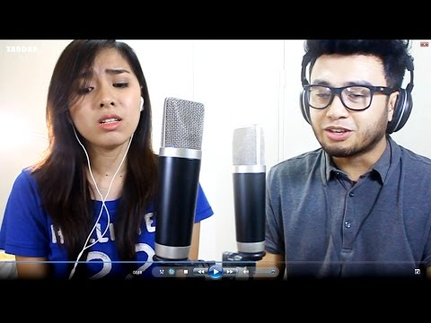 The way you look at me/Maybe Cover By Zandra and Rexvin (Christian Bautista/Side A) 