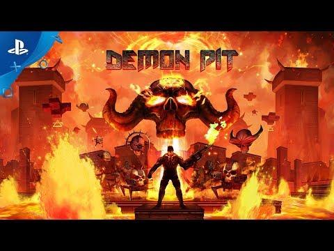 Demon Pit - Announce Trailer | PS4