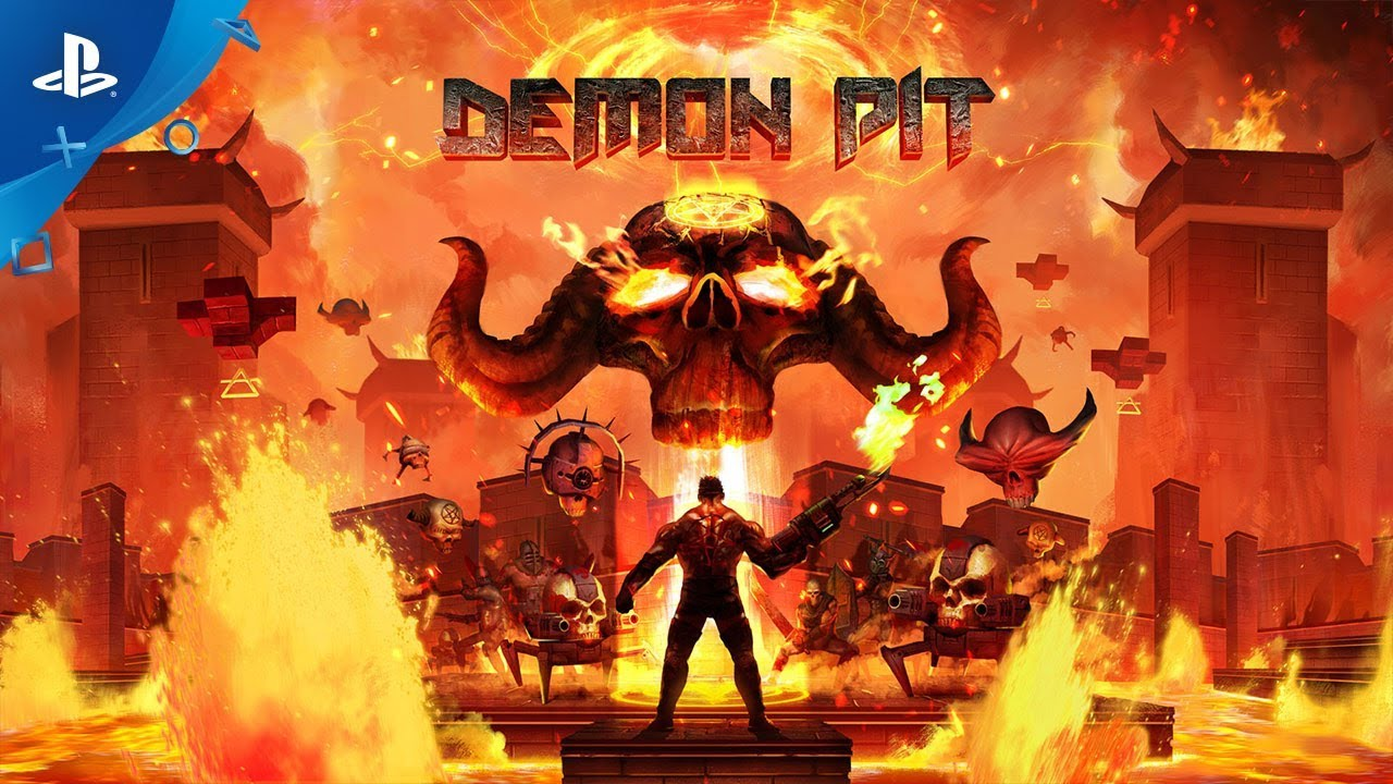 Demon Pit - Announce Trailer | PS4