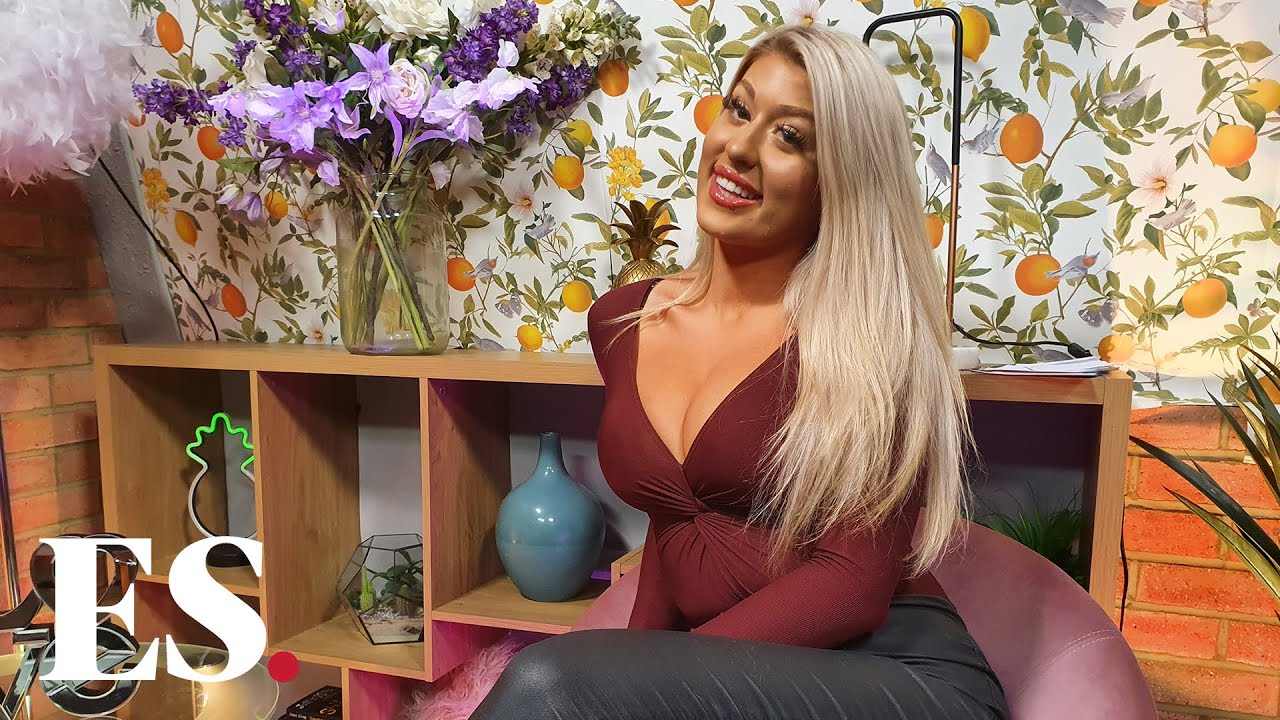 Love Island 2020: Eve Gale Opens Up On 'panic' Struggles