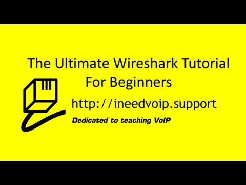 The Ultimate Wireshark Tutorial