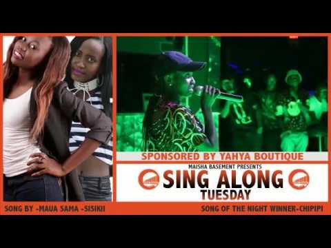 Mshindi wa wimbo wa Sisikii karaoke by maua sama