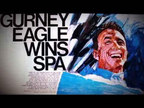 Dan Gurney The All American Victory