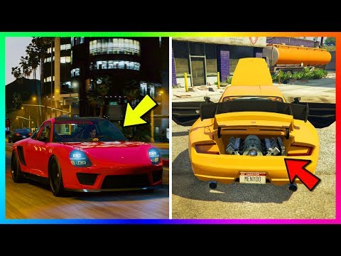 GTA Online NEW Pfister Comet SR DLC Car! 10 Things You Need To Know Before You Buy! (GTA 5 Online)